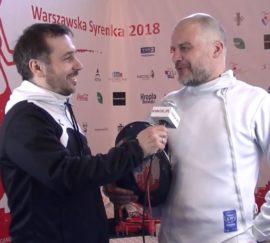 Warszawska Syrenka 2018 - wywiady